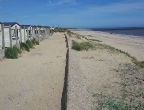 Eastern Beach Dog friendly Caravan Park Caister-on-Sea | pets welcome here